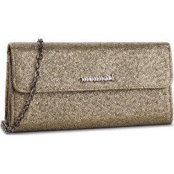 Torebka MONNARI - BAG9152-023 Gold Shinning. Żółte torebki do ręki damskie Monnari, z tworzywa sztucznego. W wyprzedaży za 79.00 zł.