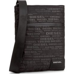Saszetka DIESEL - F-Discover Cross X04813 G5839. Czarne saszetki męskie Diesel, z materiału, młodzieżowe. Za 319.00 zł.