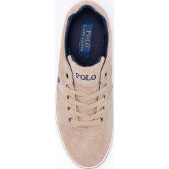 Polo Ralph Lauren - Buty. Szare buty sportowe męskie Polo Ralph Lauren. W wyprzedaży za 269.90 zł.