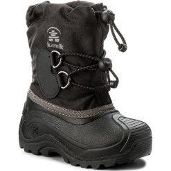 Śniegowce KAMIK - Southpole4 NK8727 Black. Buty zimowe chłopięce marki bonprix. W wyprzedaży za 219.00 zł.