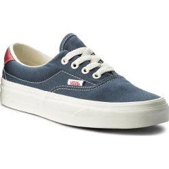 Tenisówki VANS - Era 59 VA38FSQKJ  Vintage Indigo/Rococco. Niebieskie trampki męskie Vans, z gumy. W wyprzedaży za 219.00 zł.
