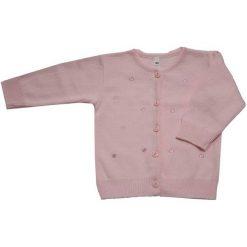 EKO Sweter Dziewczęcy 122 Jasnoróżowy. Swetry dla dziewczynek marki bonprix. Za 85.00 zł.