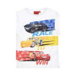 Koszulka w kolorze białym. T-shirty dla chłopców marki Reserved. W wyprzedaży za 19.95 zł.
