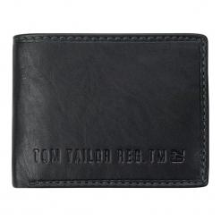 Tom Tailor Portfel Męski Czarny Harry. Czarne portfele męskie Tom Tailor. Za 179.00 zł.