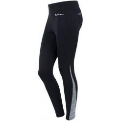 Sensor Legginsy Sportowe Motion W Black/Gray L. Czarne legginsy sportowe damskie Sensor, ze skóry. Za 245.00 zł.