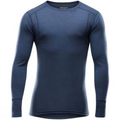 Devold Koszulka Męska Hiking Man Shirt Night Xl. Szare koszulki sportowe męskie Devold, na lato, z wełny, z długim rękawem. Za 279.00 zł.