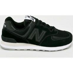 New Balance - Buty ML574ETA. Szare buty sportowe męskie New Balance, z materiału. W wyprzedaży za 299.90 zł.