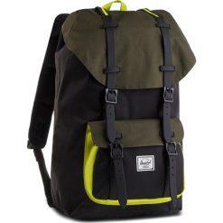 Plecak HERSCHEL - Lilamer 10014-02103 B/Forest. Czarne plecaki damskie Herschel, z materiału. Za 469.00 zł.