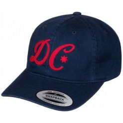 DC Czapka Z Daszkiem Fieldings M Hats Dark Indigo. Niebieskie czapki i kapelusze męskie DC. W wyprzedaży za 84.00 zł.