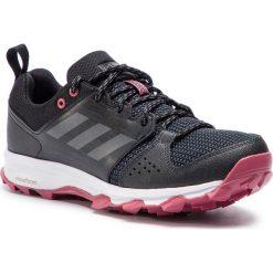 Buty adidas - Galaxy Trail B43696 Cblack/Grefiv/Tramar. Czarne obuwie sportowe damskie Adidas, z materiału. Za 249.00 zł.
