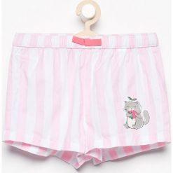 Bawełniane szorty - Różowy. Spodenki dla dziewczynek Reserved, z bawełny. W wyprzedaży za 9.99 zł.
