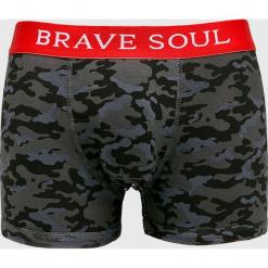 Brave Soul - Bokserki (2-pack). Czarne bokserki męskie Brave Soul, z bawełny. Za 49.90 zł.