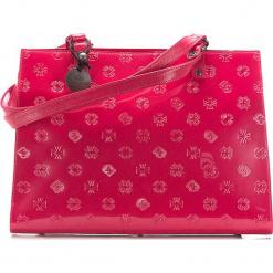 Torebka damska 34-4-081-RL. Czerwone torebki do ręki damskie Wittchen, z lakierowanej skóry. Za 849.00 zł.