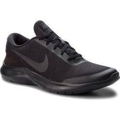 Buty NIKE - Flex Experience Rn 7 908985 002 Black/Black/Anthracite. Czarne buty sportowe męskie Nike, z materiału. W wyprzedaży za 219.00 zł.