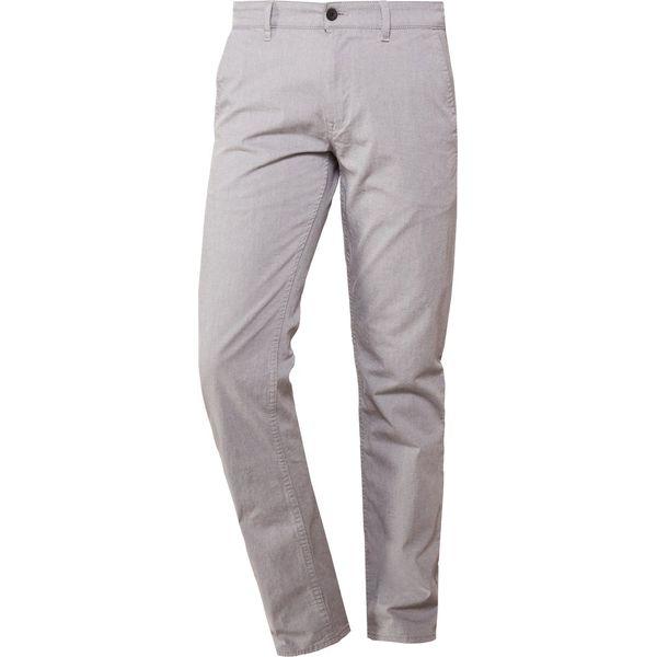 f9ae49c8782c0 BOSS CASUAL Spodnie materiałowe beige - Spodnie materiałowe męskie marki BOSS  CASUAL, z bawełny, casualowe. Za 499.00 zł.