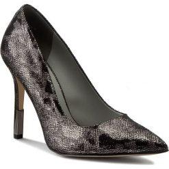 Szpilki EVA MINGE - Adoria 1A 17SF1372166ES  517. Czarne sandały damskie Eva Minge, ze skóry. W wyprzedaży za 199.00 zł.