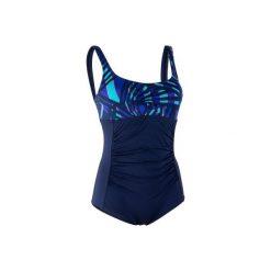 Strój jednoczęściowy do aquafitness Mary Fici damski. Niebieskie kostiumy jednoczęściowe damskie NABAIJI. W wyprzedaży za 59.99 zł.