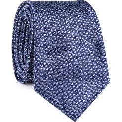 Krawat KWGR001855. Białe krawaty i muchy Giacomo Conti, z mikrofibry, eleganckie. Za 69.00 zł.