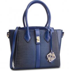 Torebka WITTCHEN - 87-4Y-775-7 Granatowy. Niebieskie torebki do ręki damskie Wittchen, ze skóry ekologicznej. W wyprzedaży za 209.00 zł.