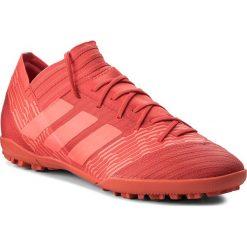 Buty adidas - Nemeziz Tango 17.3 Tf CP9100 Reacor/Redzes/Cblack. Czerwone buty sportowe męskie Adidas, z materiału. W wyprzedaży za 259.00 zł.