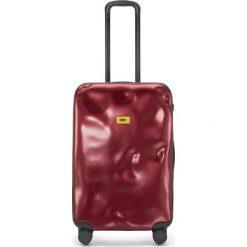 Walizka Icon średnia czerwona. Walizki męskie Crash Baggage. Za 1,040.00 zł.