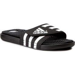 Klapki adidas - adissage 078260 Black/Black/Runwht. Klapki damskie marki Adidas. Za 129.00 zł.