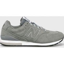 New Balance - Buty MRL996SB. Szare buty sportowe męskie New Balance, z materiału. W wyprzedaży za 399.90 zł.