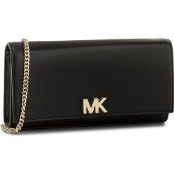 Torebka MICHAEL MICHAEL KORS - Mott 30S8GOXC7L  Black. Czarne torebki do ręki damskie MICHAEL Michael Kors, ze skóry. Za 989.00 zł.