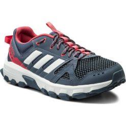Buty adidas - Rockadia Trail W CM7216 Rawste/Ftwwht/Chapnk. Szare obuwie sportowe damskie Adidas, z materiału. W wyprzedaży za 199.00 zł.