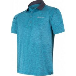 Sensor Koszulka Polo Męska Motion Niebieska Xxl. Niebieskie koszulki polo męskie Sensor, z krótkim rękawem. Za 215.00 zł.