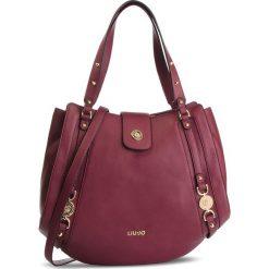 Torebka LIU JO - L Shopping Adv A19202 E0027 Ruby Wine 91725. Czerwone torebki do ręki damskie Liu Jo, ze skóry ekologicznej. Za 649.00 zł.