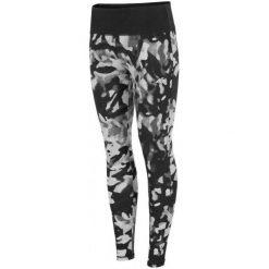 4F Damskie Spodnie Do Fitnessu H4Z17 spdf004 Allover Czarny-Biały Xl. Spodnie sportowe damskie marki Nike. W wyprzedaży za 89.00 zł.