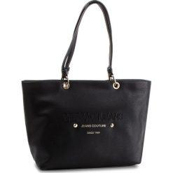 Torebka VERSACE JEANS - E1VSBBS9 70789 899. Czarne torebki do ręki damskie Versace Jeans, z jeansu. Za 699.00 zł.