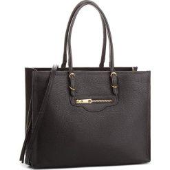 Torebka CREOLE - K10534  Czarny. Czarne torebki do ręki damskie Creole, ze skóry. Za 329.00 zł.