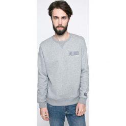 Puma - Bluza. Szare bluzy męskie Puma, z bawełny. W wyprzedaży za 119.90 zł.