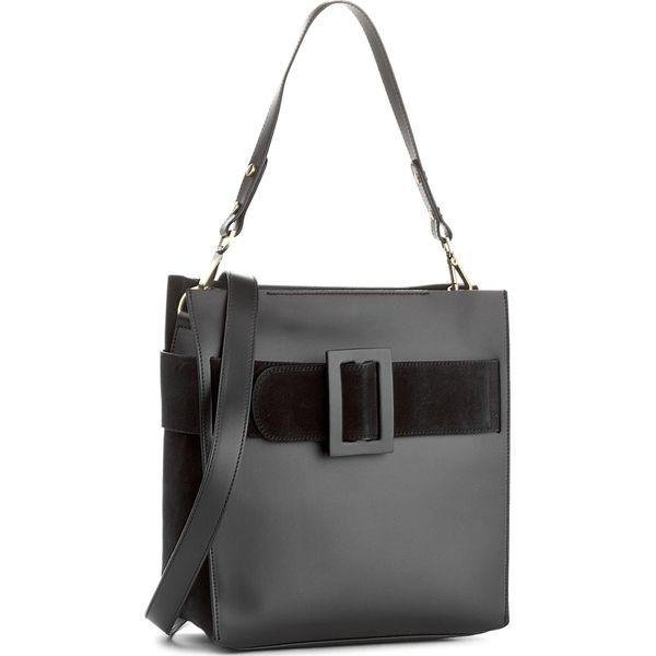 f9ba72373e0c7 Torebka CREOLE - K10449 Czarny - Czarne torebki do ręki damskie marki Creole.  W wyprzedaży za 259.00 zł. - Torebki do ręki damskie - Torebki damskie ...