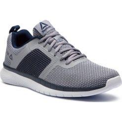 Buty Reebok - Pt Prime Runner Fc CN7456 Cool Sha/Grey/Navy/Wht/Bl. Szare buty sportowe męskie Reebok, z materiału. Za 249.00 zł.