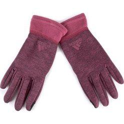 Rękawiczki Damskie adidas - Clmwm Flc Gl BP5465 S Rednit/Mysrub/Mysrub. Fioletowe rękawiczki damskie Adidas, z materiału. Za 99.00 zł.