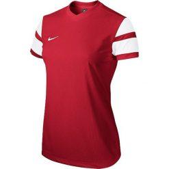 Nike Koszulka damska SS W's Trophy II Jersey czerwony r. L (588505 617). T-shirty damskie Nike, z jersey. Za 73.00 zł.