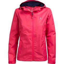 Kurtka miejska damska KUD601 - różowy - Outhorn. Czerwone kurtki damskie Outhorn, na lato, z materiału. W wyprzedaży za 89.99 zł.