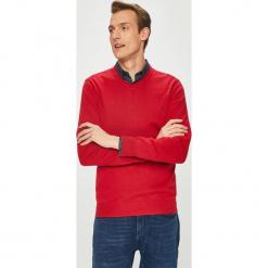 Medicine - Sweter Basic. Czerwone swetry przez głowę męskie MEDICINE, z bawełny. Za 99.90 zł.