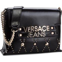 Torebka VERSACE JEANS - E1VSBBE9  70778 899. Czarne torebki do ręki damskie Versace Jeans, z jeansu. Za 669.00 zł.
