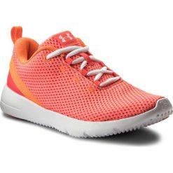 Buty UNDER ARMOUR - Ua W Squad 2 3020149-600 Pink Rose. Czerwone obuwie sportowe damskie Under Armour, z materiału. W wyprzedaży za 189.00 zł.
