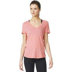 Adidas Koszulka damska Logo V-Tee różowa r. S (AZ3062). T-shirty damskie Adidas. Za 92.25 zł.