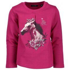 Blue Seven Koszulka Dziewczęca Z Koniem 110 Różowa. Czerwone bluzki dla dziewczynek Blue Seven, z nadrukiem. Za 49.00 zł.