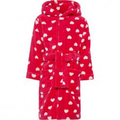 """Szlafrok """"Ravaluto"""" w kolorze czerwonym. Czerwone bielizna dla dziewczynek Name it Kids, w paski, z tkaniny. W wyprzedaży za 65.95 zł."""