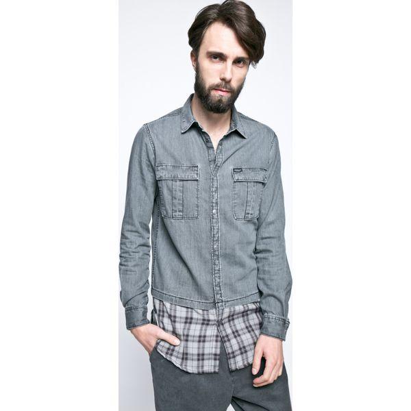 3fb23c20dfe95e Guess Jeans - Koszula - Koszule męskie marki Guess Jeans. W ...