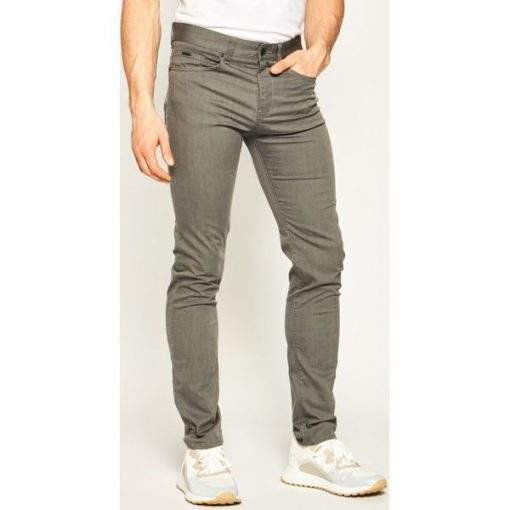 Spodnie materiałowe Boss Delaware3 1 20 50426142