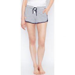 Etam - Szorty piżamowe Selby Smiley World. Szare piżamy damskie Etam. W wyprzedaży za 29.90 zł.
