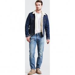 """Dżinsy """"502"""" - Regular Taper fit - w kolorze niebieskim. Niebieskie jeansy męskie Levi's. W wyprzedaży za 195.95 zł."""